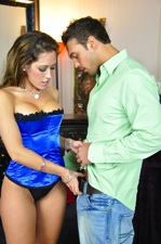 Capri Is Having Some Pluming Issues Luck For Her Rocco Reed Is There To Help